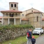 Terminada la primera fase de rehabilitación del monasterio de Cornellana
