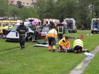 Simulacro emergencias Cangas del Narcea (17)