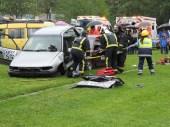 Simulacro accidente Cangas del Narcea (21)