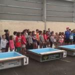 II Campeonato infantil de bateo de oro en Navelgas, Tineo
