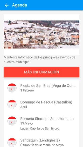 aplicación para móviles de Boal05