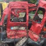 Fallece una mujer en un accidente de tráfico en Valdés