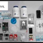 Tres detenidos en Cangas del Narcea por tráfico de drogas