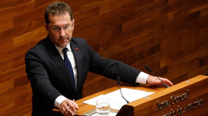 Genaro Alonso consejero de Educación y Cultura