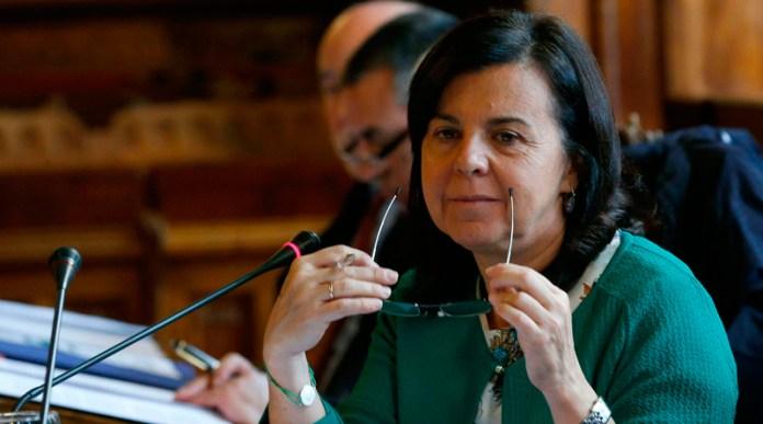María Jesús Álvarez consejera de Desarrollo Rural