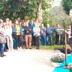 Homenaje en recuerdo al alcalde y concejales represaliados en San Tirso de Abres