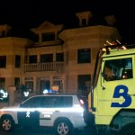 Una mujer fallecida en un incendio en Navia
