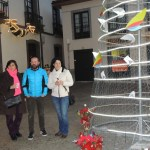 Campaña 'Rasca y gana' en el comercio de Cangas del Narcea