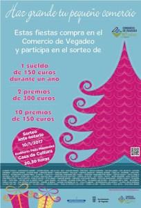 campaña navidad comercio Vegadeo