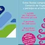 El Comercio de Vegadeo reparte los premios de la campaña de Navidad