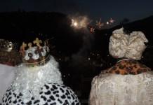 Cabalgata de Reyes en Cangas del Narcea
