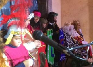 Cabalgata de Reyes en Cudillero