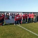 Homenaje a Paco de Barres en La Caridad
