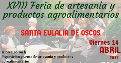 Feria Santa Eulalia de Oscos