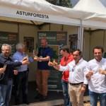 La feria Asturforesta, de Tineo, se promociona en Portugal