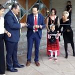 Inaugurada la 54 Feria de Muestras de Vegadeo