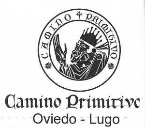 sello camino primitivo