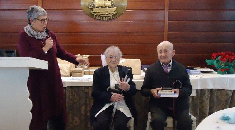 Ernesto Gayo y Delfina Fernández