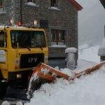 Actualización 16h: 15 puertos y 18 carreteras del Occidente siguen con problemas por la nieve