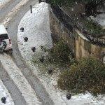 Actualización 17 horas: Numerosos pueblos siguen sin luz y más de una treintena de carreteras afectadas