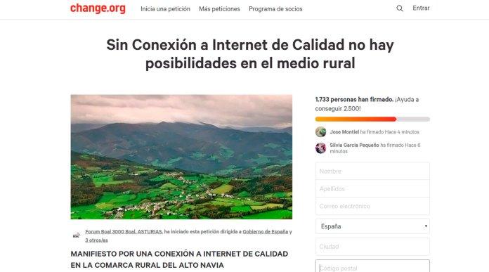 internet alto navia