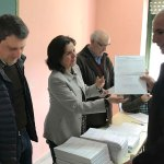 Entregados los títulos de concentración parcelaria de Sorriba-Alto La Llama, en Tineo
