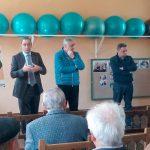 El Principado inicia la obra de mejora de la carretera entre Samagán y Lagar, en Castropol