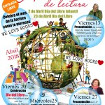 Actividades del Día del Libro en la biblioteca de Allande