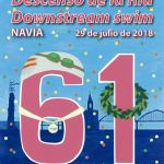 Inscripciones abiertas para el Descenso a Nado de la Ría de Navia