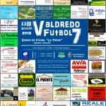 XXIII Torneo fútbol 7 Valdredo