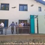 Berducedo estrena consultorio médico tras la reforma