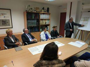 920.000 euros y 10 meses para las obras en el hospital de Jarrio 1