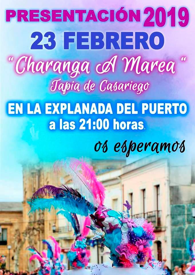 Carnaval en Tapia de Casariego 1