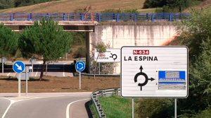 Formalizado el contrato para la segunda calzada del tramo Salas-La Espina de la A-63 3