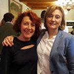 La alcaldesa de El Franco, Cecilia Pérez, nueva presidenta de la Federación Asturiana de Concejos