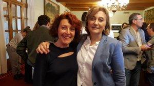 La alcaldesa de El Franco, Cecilia Pérez, nueva presidenta de la Federación Asturiana de Concejos 1