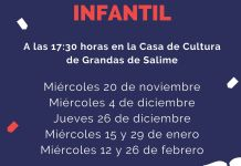 Cuentacuentos Infantil Grandas