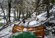nieve Cangas del Narcea