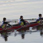 Buenos resultados para el Club Remeros del Eo en la segunda regata de la liga autonómica