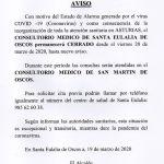 Se centralizan las consultas médicas en San Martín de Oscos