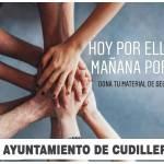 Campaña Ayuntamiento de Cudillero donación de material de seguridad
