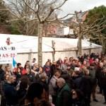 «No pertenecemos a la España vaciada, sino a la comarca vacilada», claman en Grandas de Salime por el arreglo de la AS-12