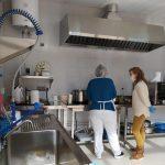 El Franco abre las nuevas instalaciones del centro de día para la elaboración de comidas