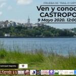 Castropol pone en marcha una prueba Trail virtual