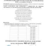 Ayudas a personas vulnerables en situación de emergencia COVID-19 en Castropol