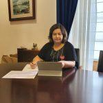 El Ayuntamiento de Cangas del Narcea propone reducir en un 75% el canon de terrazas a la hostelería
