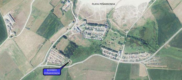 627.000 euros para renovar la estación de bombeo de Peñarronda, en Castropol 1