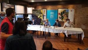 El vino de San Mateo, en Oviedo, será de la DOP Cangas 3
