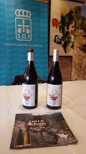 El vino de San Mateo, en Oviedo, será de la DOP Cangas 4