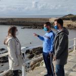 El PP urge una intervención en el puerto de Tapia de Casariego